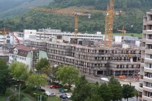 Neubau des Klinikums